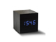 gingko-cube-click-clock-black-blue-mini