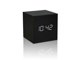 gingko-gravity-cube-click-clock-black-mini
