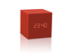 gingko-gravity-cube-click-clock-red-mini